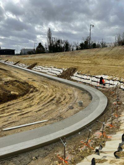 caniveau beton 1 metre