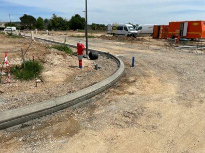 profil bordure beton A2