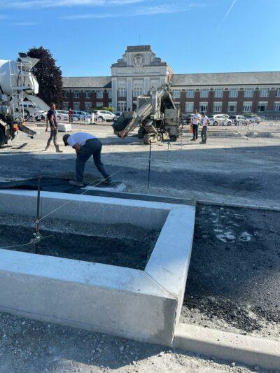 separateur beton 30x30